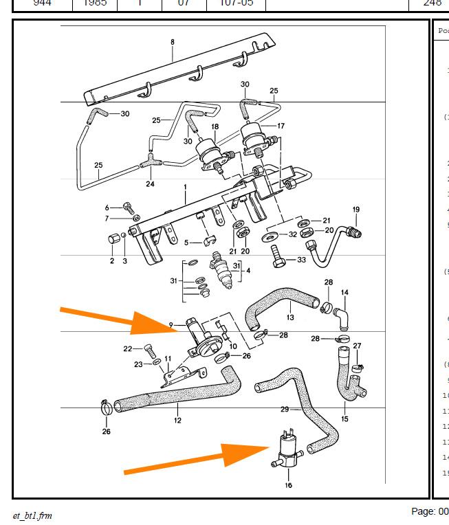 Porsche 944 Fuse Box Problems Online Wiring Diagram