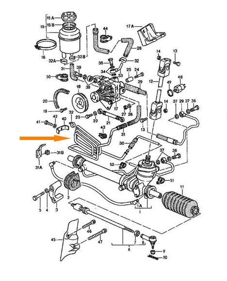 Pontiac Fiero Engine Together With Porsche 944 Power Steering