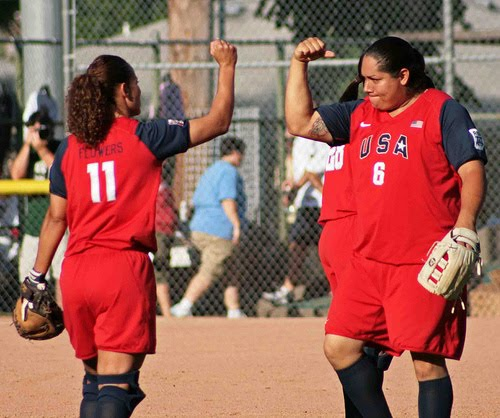 Lesbian Softball 75