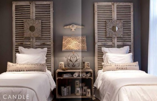 She Doesn T Need To Do Much But One Of Her Thoughts Is Update The Guest Room With Twin Beds Below Are Some Ideas