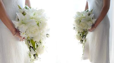 Bouquet Cadente Sposa.Bouquet Da Sposa Cadente Fiorista Mariangela