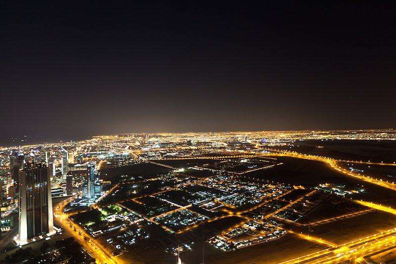 Dubai De Noche