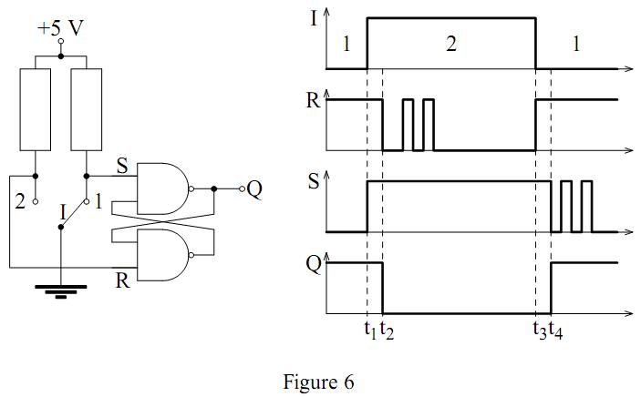 Logique s quentielle asynchrone et synchrone les for Inverseur logique