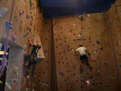 The Core - Indoor Rock Climbing in Whistler