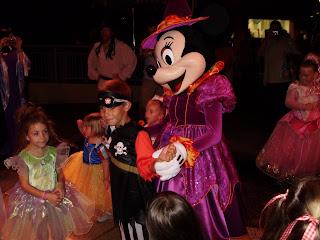 Mickey's Not so Scary Halloween party Magic Kingdom Disney World