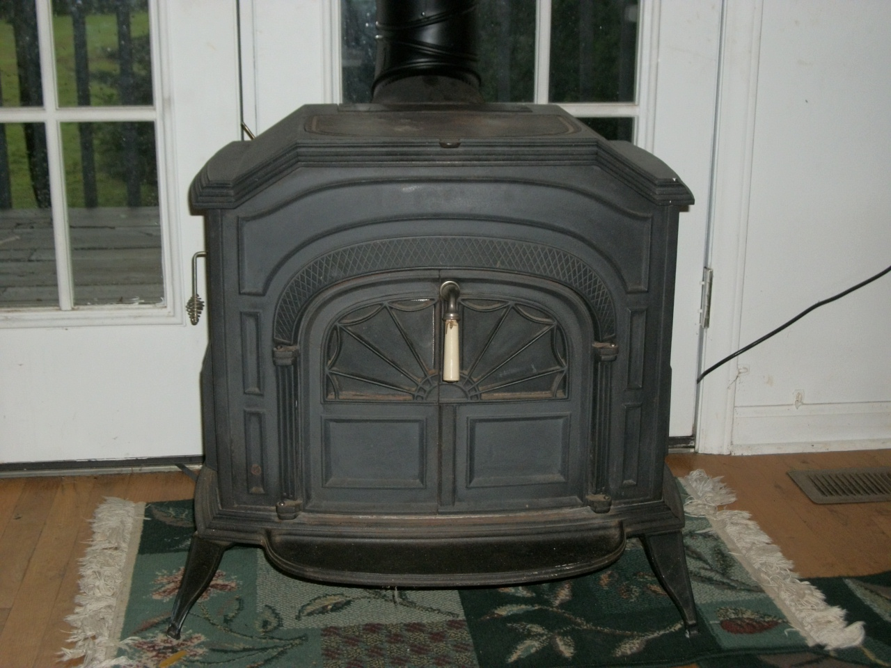 Wood Stove Vermont Castings Resolute Wood Stove
