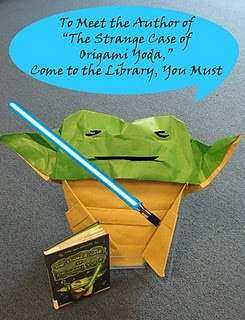 Origami Yoda Tom Angleberger
