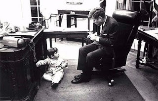 Rewind Back in Time: John F  Kennedy, Jr  Salutes at JFK's