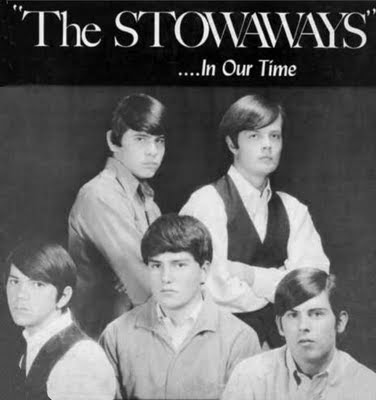 Stowaways,in_our_time,garage,psychedelic-rocknroll,justice_records,Tatum,Knight,Quick,Tanner,front