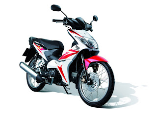 ide modifikasi honda blade 110cc