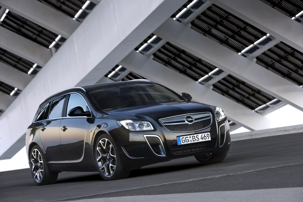 2009 Opel Insignia Opc Sports Tourer Vauxhall Wallpapers