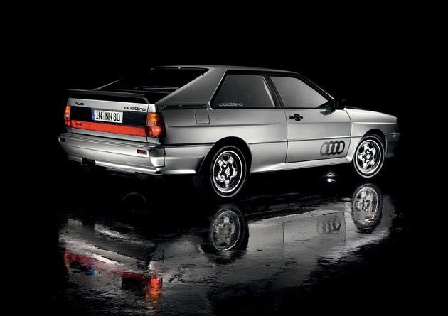 2011 New Audi Quattro 630 Concept