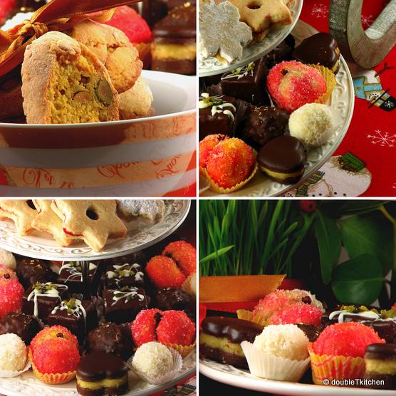božićni keksi i kolači