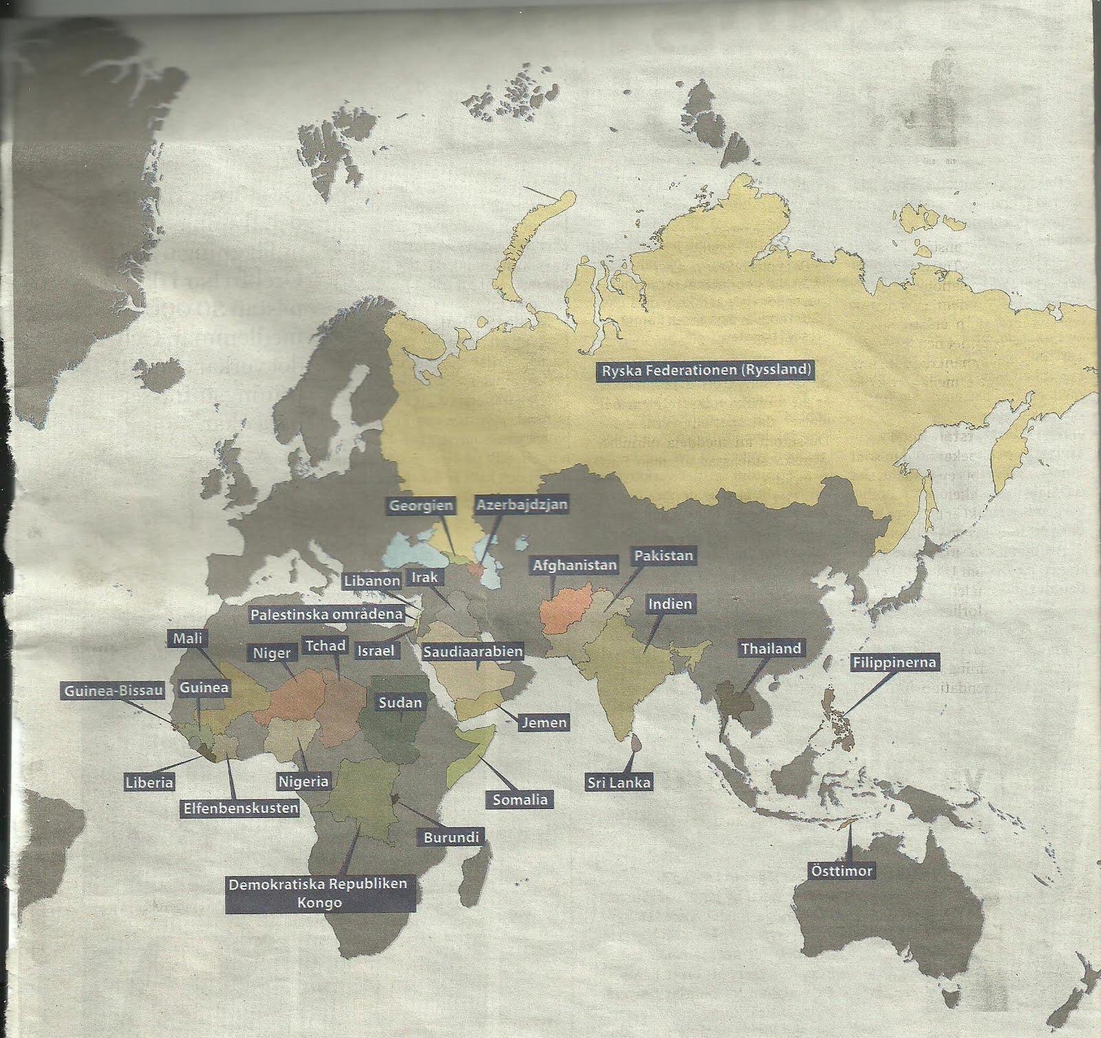 Karta Indien Thailand.Gotabrobloggen Thailand Ud Och 10 40 Fonstret