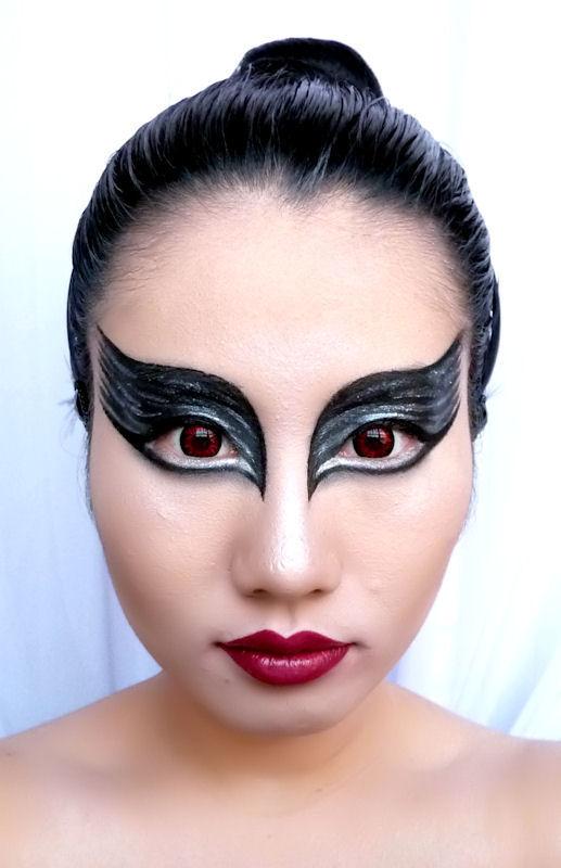 "Aninimal Book: The Makeup Piggy : Video Tutorial - ""Black Swan"" Movie ..."