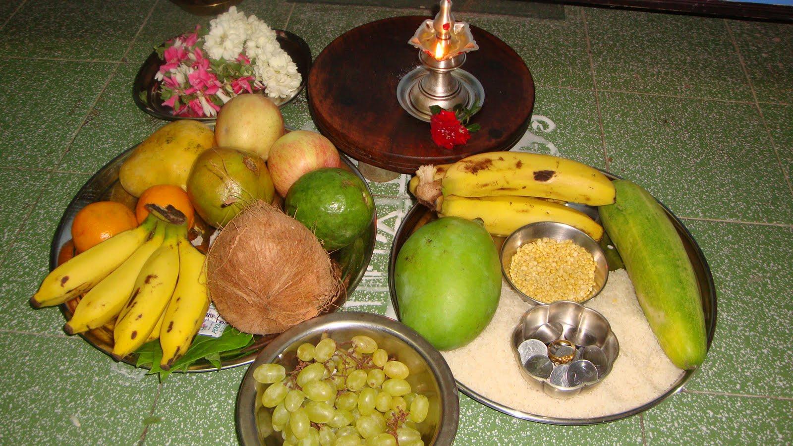 Tamil New YearTamizh Puthandu  Vishu Recipes