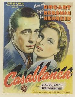 casablanca-poster02 Love is in the Air. Especial de Junho Parte 2: Casablanca