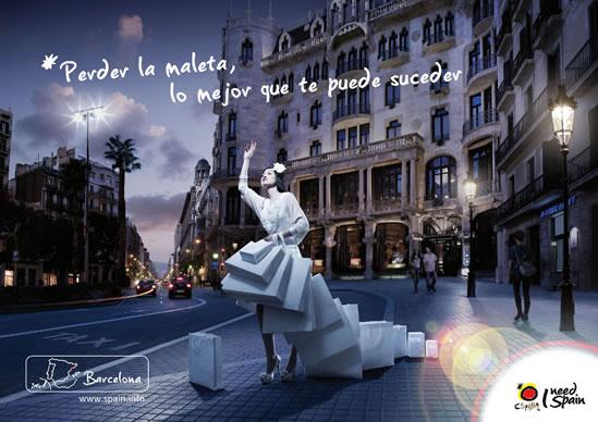 Risultati immagini per espana turismo publicidades