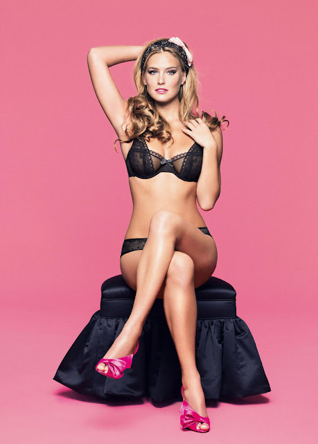 Bar Refaeli for Passionata. Part 2