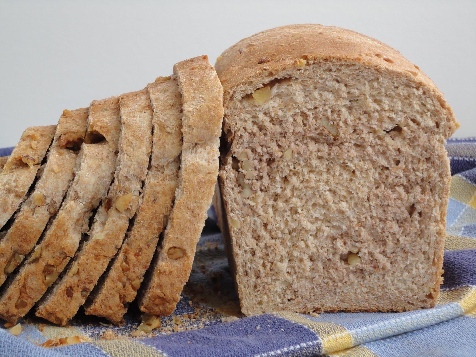 Ma Petite Boulangerie: Pan De Molde Integral Con Salvado