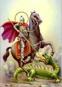 Caput Mundi St George Day Dragon Slayer