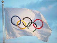 Federaciones de deporte y la bandera olimpica