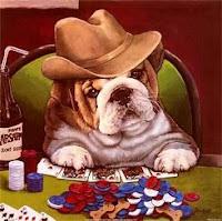 Pasatiempo juego matemático número 007: las cartas de poker