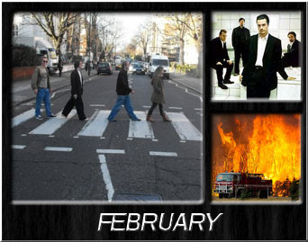 Abbey Road, Faith No More, Burning Shit
