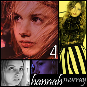Hannah Murray Cassie is a confused little girl