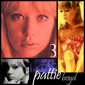 Patti Boyd knows what royal cock feels like