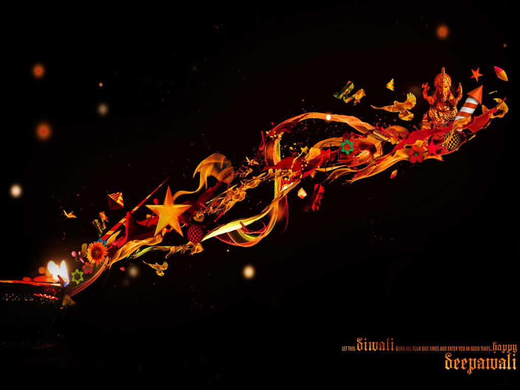 FREE God Wallpaper: Free Desktop Diwali Wallpapers (New