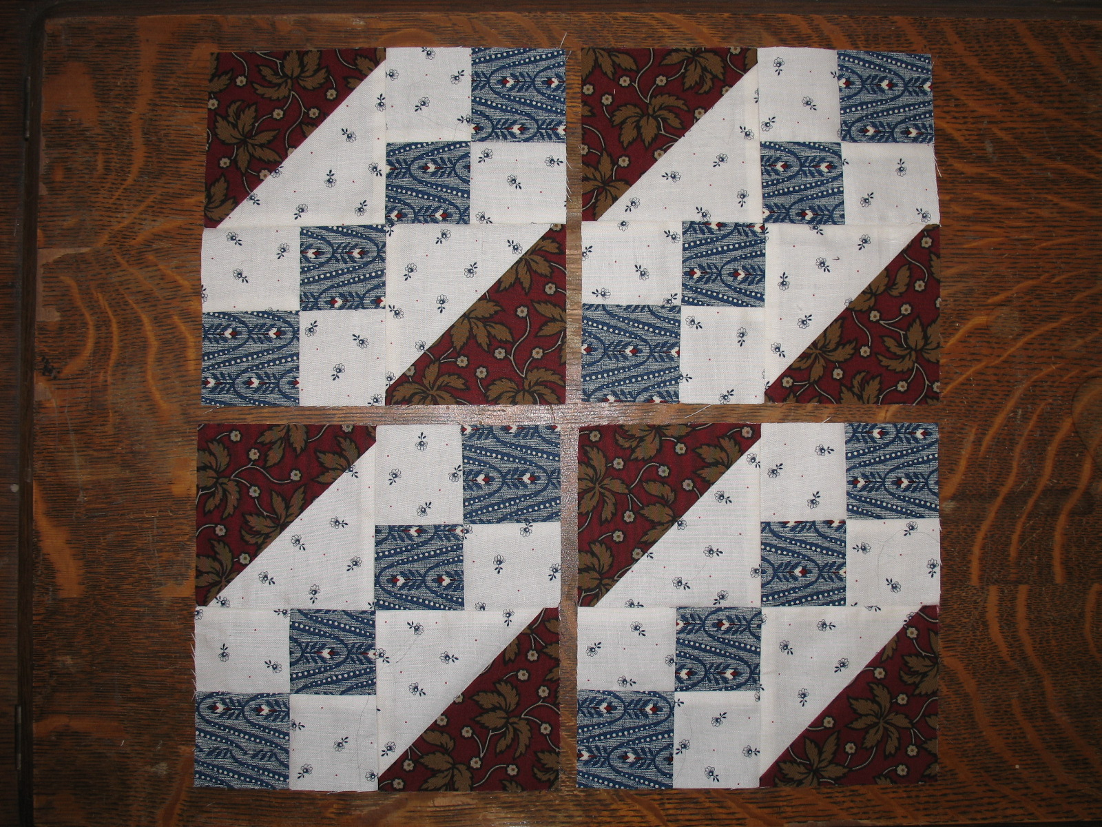 Welcome Home Farm Oregon Trail Quilt Extra Blocks