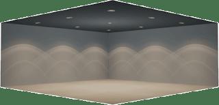 3ds Max : การสร้างไฟ Downlight ด้วย IES File