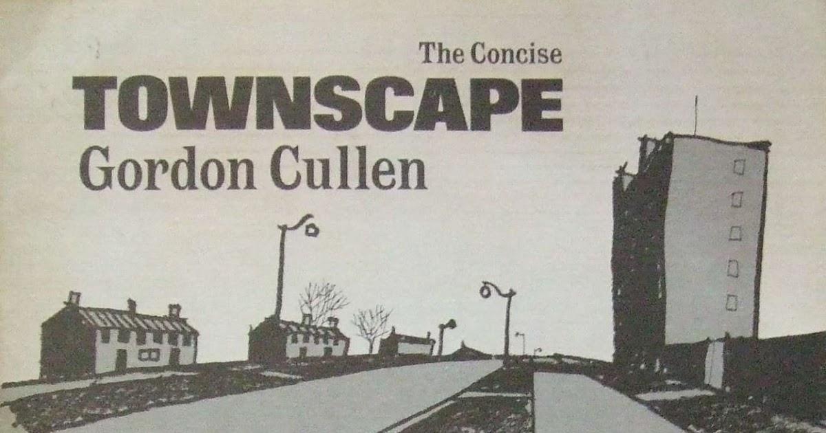 Townscape gordon pdf cullen the concise