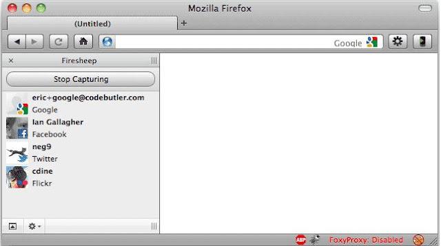 how to use firesheep mac
