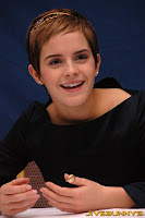 Emma Watson short hair photos