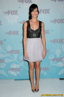 Odette Yustman - Fox All-Star winter TCA party at Villa Sorriso