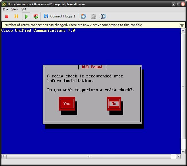 Cisco unity deployment guide