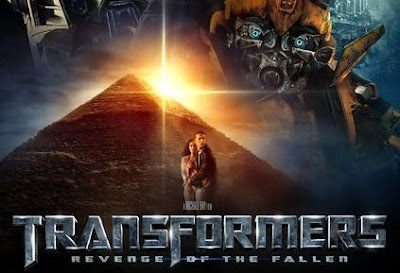 Transformers 2 Pyramid Poster : Teaser Trailer