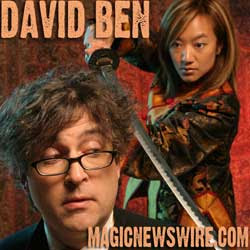 David Ben Interview with The Magic Newswire