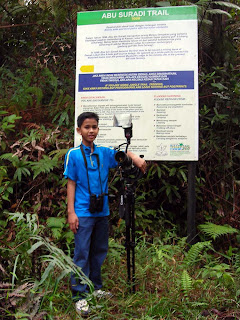 Firdaus at Fraser's Hill International Bird Race - 2008