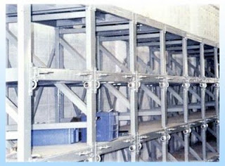 LPI Rack Range Vietnam: Slide Racking Systems (SDR)