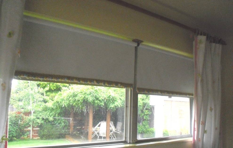 My Life As An Asthma Mom Tip 4 Roller Shades In Bedrooms