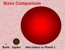 Hercolubus the red planet