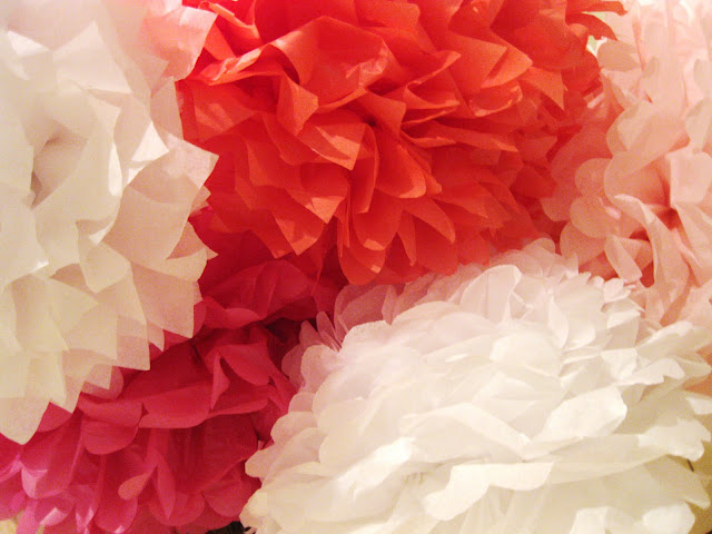 making paper flowers