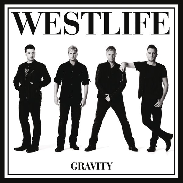 The Voice From Within: Westlife's New Album: Gravity