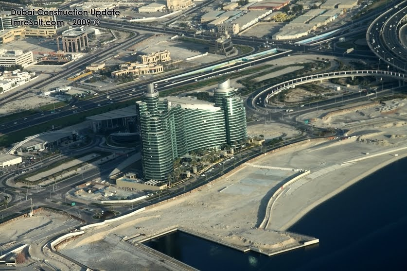 Dubai Im  Intercontinental Hotel