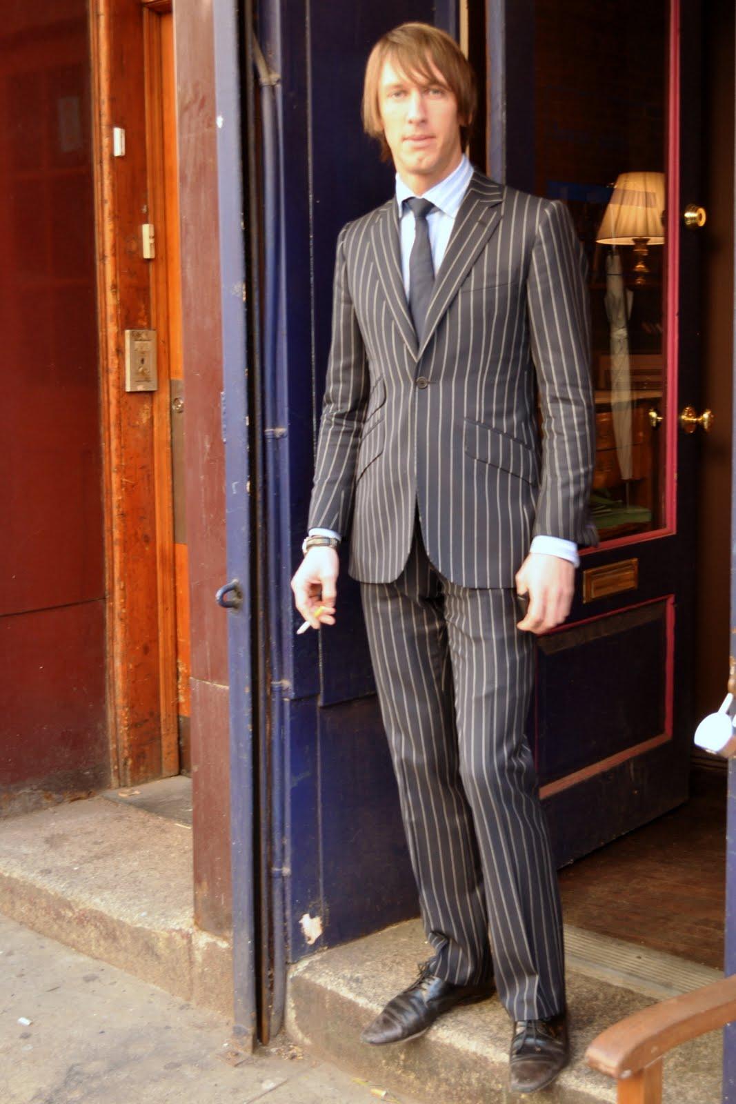 New York Sartorialist An Englishman In New York