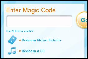 Points on Disney Movie Rewards for Movie Ticket Stubs