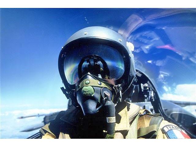 Très Michel LANDRIU pilote de chasse NQ06